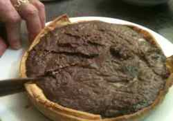 Homemade Chocolate Pie