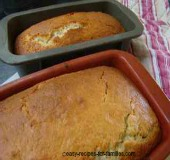 Banana Cake Recipe with coconut