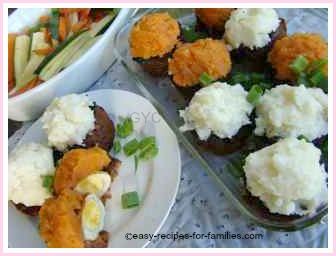 The best ground beef recipe to make these adorable ground beef muffins