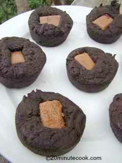 Chocolate Desert Baked