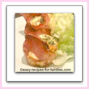 An Easy Appetizer Recipe - Bacon and Egg Mini Pies