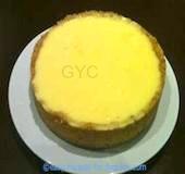 No-bake easy cheesecake recipes like this lemon cheesecake