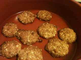Easy Oat Cookies