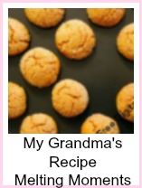 Melting Moments From the Collection of Easy Cookie Recipes