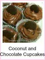 Easy cupcake recipe - little chocolate cupcakes