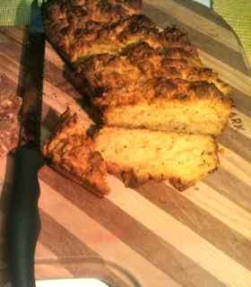 Easy Dinner Party Menu For Four - Pumpkin Bread