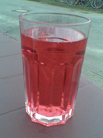 An Easy Drink Recipe for Pink Lemonade, made with fresh ingredients