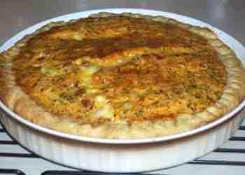 Easy Quiche recipe - Quiche Lorraine