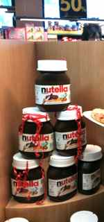 Easy Recipes for Kids - Nutella