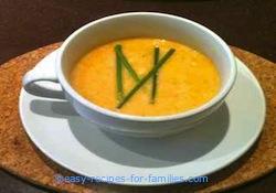 Pumpkin Soup Is An Easy Soup