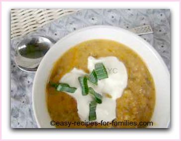 thick easy tomato soup