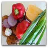 Assortment of vegetables for easy vegetable recipes