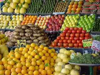 Easy Vegetarian Recipes - Abundance of fruit