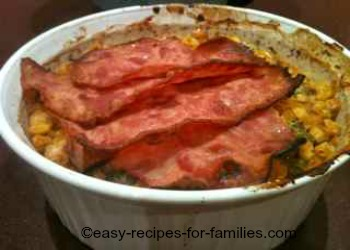 Ground Beef Recipe - Easy Lazy Ground Beef Bake