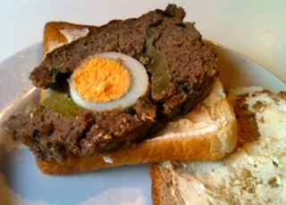 Easy Ground Beef Recipes Savory Olive Loaf