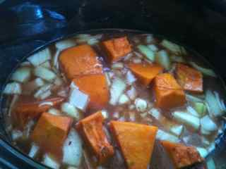 One of my homemade chili recipes is this really easy pumpkin chili which is made in the slow cooker