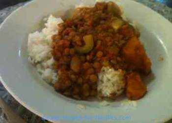 One of my homemade chili recipes is this really easy pumpkin chili