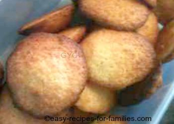 Homemade Cookie Recipe - Coconut Drops