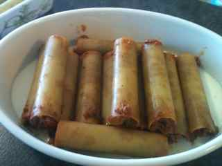 Homemade Pasta Recipes- Cannelloni - Dish of Filled Cannelloni
