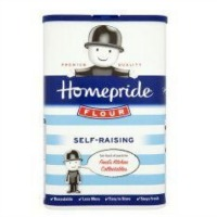 Homepride Self Raising Flour 1kg/ 2.2 pound. CLICK HERE FOR MORE DETAILS