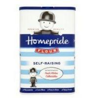 Homepride Self Raising Flour 1kg/ 2.2 pound. CLICK HERE FOR MORE DETAILS