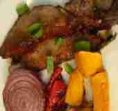 Learn how to cook a roast dinner like this.
