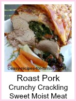 how to cook roast pork