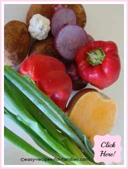 learn how to roast vegetables