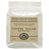India Tree Superfine Caster Baking Sugar 1 lb. CLICK HERE FOR MORE DETAILS