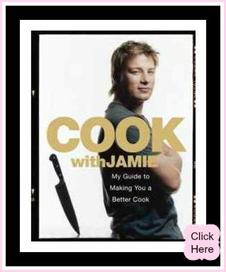 Jamie Oliver cookbook - Cook With Jamie