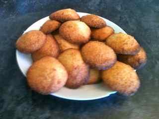Kids Easy Recipes - Crisp Coconut Cookies