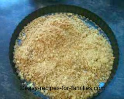 Learn How To Make The Crumb Crust For A No Bake Pumpkin Pie