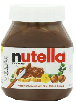 Nutella Chocolate Hazelnut Spread, 26.5 ounce jar