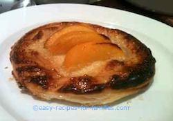 Peach Tart Recipe