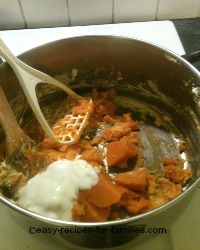 Cook Pumpkin Pie Filling From Scratch