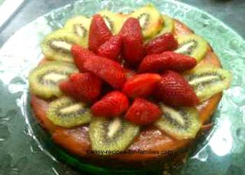 Recipe Pumpkin Pie without a crust