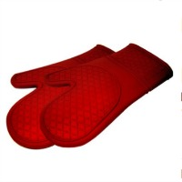 Silicone Mitt : Kitchen Elements Ultraflex Silicone Cooking Mitt CLICK HERE FOR MORE DETAILS
