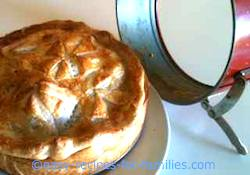 The Perfect Pumpkin Pie Released From The Spring Form Pan