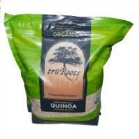 truRoots Organic Quinoa. Premium quality qunioa in 4 pound bags. Prewashed, Organic, Gluten Free, 100% Grain. CLICK HERE FOR MORE DETAILS