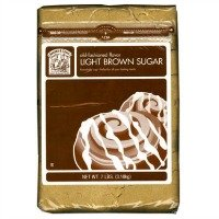 Bakers And Chefs Light Brown Sugar 7 lb bag.  CLICK HERE FOR MORE DETAILS