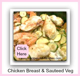 Easy Chicken Recipes - Chicken Stir Fry