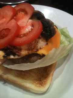 Easy hamburger recipes are the layering of ingredients. keep it healthy by using only top quality meat patties.
