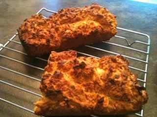 Easy No Yeast Pumpkin Bread
