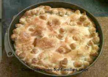 Easy pumpkin pie recipe baked