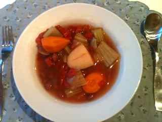 Homemade Soup Recipes - Minestrone Soup