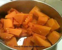Learn How To Cook Pumpkin Filling For Pumpkin Pie