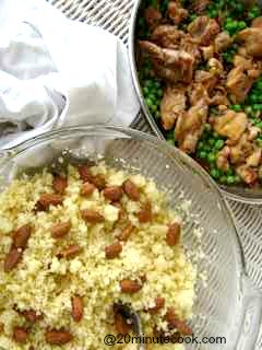 Learn how to cook couscous perfectly.