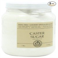 India Tree Caster Sugar - 3lb.  CLICK HERE FOR MORE DETAILS