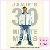 Jamie Oliver 30 Minute Meals - Cookbook