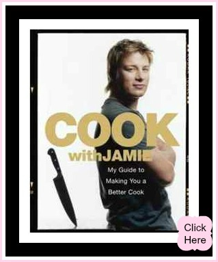 Jamie Oliver cookbook - Cook With Jamie